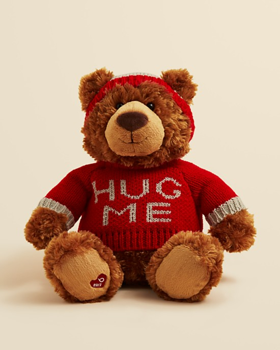 Who wouldn't want to give this little guy a squeeze?  Photo Credit: Bloomingdale's