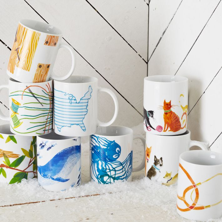 Great office gifts!! Photo Credit: West Elm