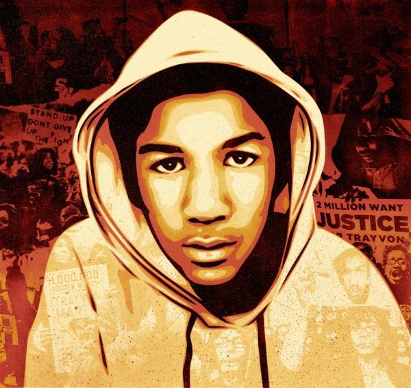 Trayvon Martin (1995-2012) Image Credit: Ebony Magazine