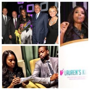 Gabrielle Union enlightening the audience on sexual abuse prevention. Image Courtesy: Instagram