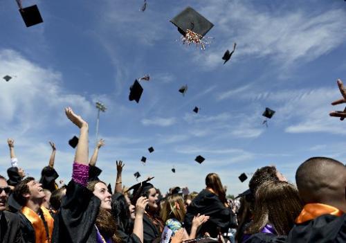 Mead Graduates