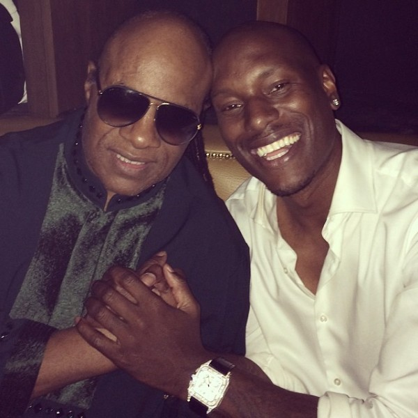 Image Courtesy: Tyrese Instagram