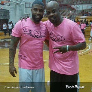 Celebrity Basketball game for charity   If You Blinked