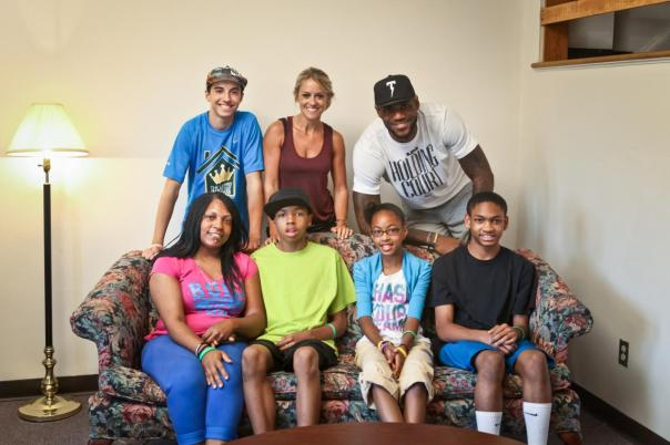 lebronakronfamily