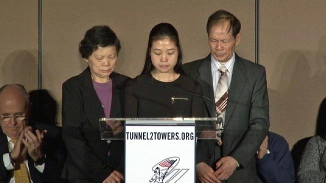 The Liu Family