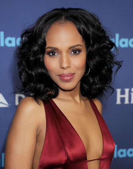 Kerry at this year's GLAAD Media Vanguard Awards.  Photo Courtesy: Getty Images