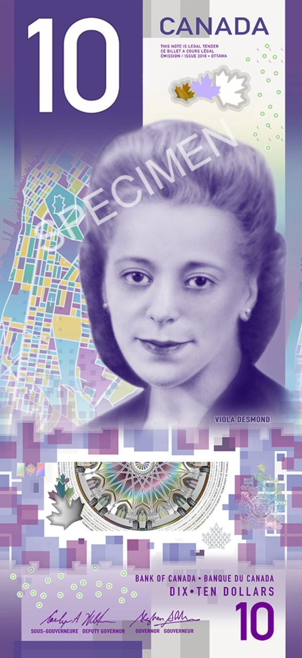 new-10-bill-unveiled-featuring-civil-rights-icon-viola-desmond-0